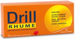 Pastillas Drill