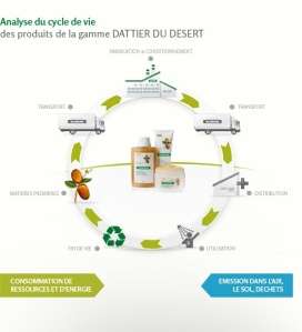 klorane ciclo de vida de producto