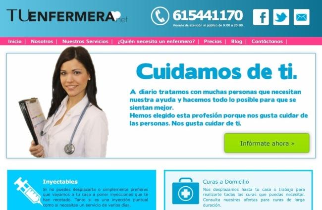 tuenfermera.net