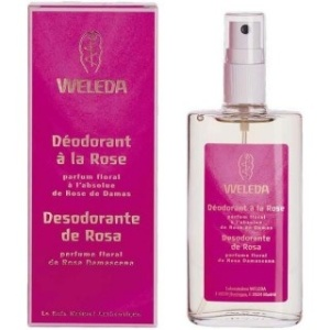 Desodorante Weleda