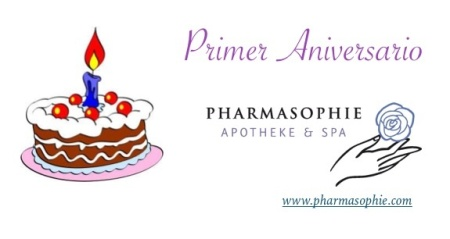 Primer Aniversario Pharmasophie